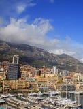 Porto della Monaco Fotografia Stock