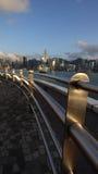 Porto della Victoria a Hong Kong Immagine Stock