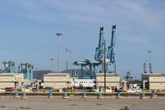 Porto di Algesiras, Spagna Immagine Stock Libera da Diritti