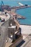 Porto di Ancona Fotografia Stock Libera da Diritti