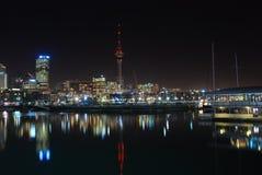 Porto di Auckland immagine stock libera da diritti