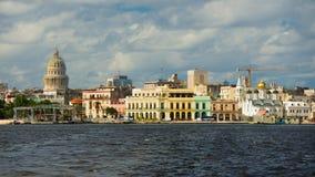 Porto di Avana Fotografie Stock Libere da Diritti