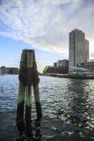 Porto di Boston Fotografie Stock Libere da Diritti