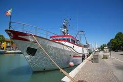 Porto di Cattolica Royalty Free Stock Photography