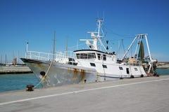 Porto di Cattolica Royalty Free Stock Images