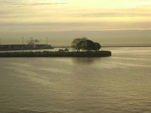 Porto di Colonia, Uruguay fotografia stock libera da diritti