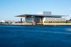 Porto di Copenhaghen Immagine Stock Libera da Diritti