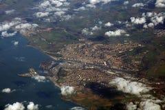 Porto di Dover Fotografie Stock Libere da Diritti
