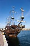 Porto di Gdynia Immagine Stock