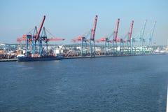 Porto di Gothenburg fotografie stock libere da diritti