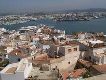 Porto di Ibiza Fotografia Stock Libera da Diritti