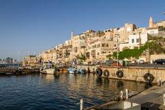 Porto di Israele Giaffa Fotografia Stock Libera da Diritti
