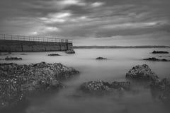 Porto di Knockadoon Fotografie Stock