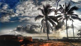 Porto di Kuantan Fotografie Stock