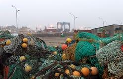 Porto di Le Guilvinec Fotografia Stock Libera da Diritti