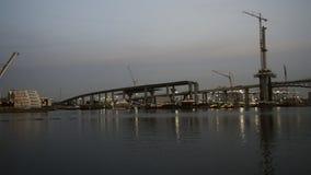Porto di Long Beach stock footage