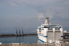Porto di Marsiglia. Fotografia Stock Libera da Diritti