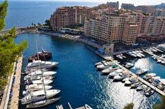 Monte Carlo Fotografie Stock