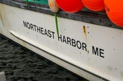 Porto di nordest Fotografia Stock Libera da Diritti