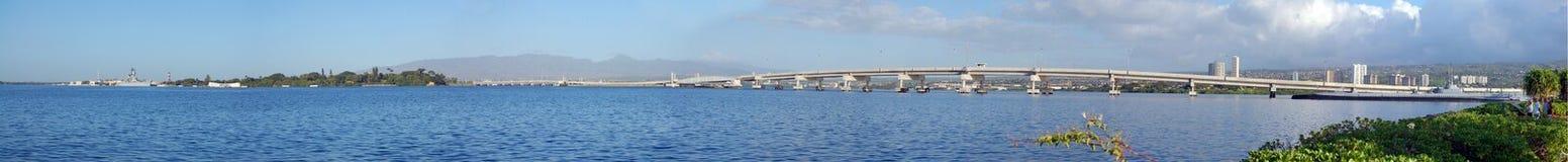 Porto di perla Honolulu Hawai Immagine Stock Libera da Diritti