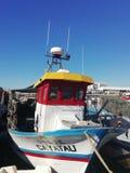 Porto di pesca di Quartera fotografie stock libere da diritti