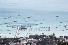 Porto di Phuket Immagini Stock Libere da Diritti
