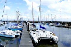 Porto di Ryde fotografie stock