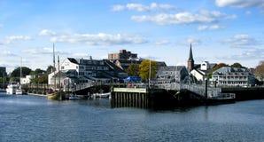 Porto di Salem Fotografia Stock