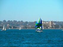 Porto di San Diego Fotografia Stock