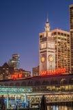 Porto di San Francisco Fotografia Stock