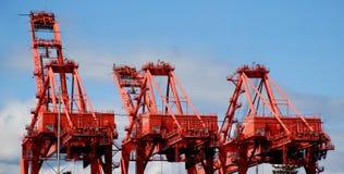 Porto di Seattle Fotografia Stock