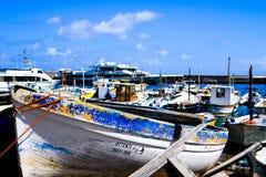 Porto di Sorrento, Italia Fotografia Stock