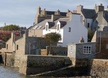 Porto di Stromness, Orkney, Fotografia Stock