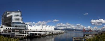 Porto di Vancouver immagine stock