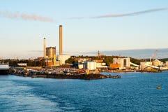 Porto di Vartan Immagine Stock Libera da Diritti