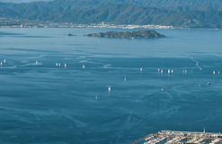 Porto di Wellington Immagini Stock Libere da Diritti
