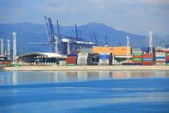 Porto di Yantian Fotografia Stock