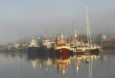 Porto do barco imagens de stock