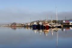 Porto do barco Foto de Stock