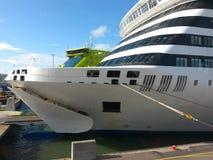 Porto do ferryboat Fotos de Stock