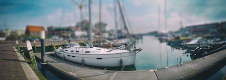 Porto do local de Haia fotografia de stock royalty free