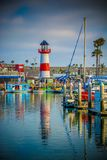 Porto do perto do oceano Imagem de Stock Royalty Free