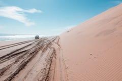 Porto do sanduíche, Namíbia Foto de Stock