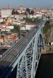 Porto, Dom Luis Bridge Royalty Free Stock Photos