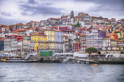 Porto And The Douro River Stock Image