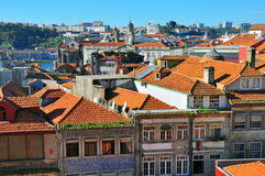 Porto downtown Royalty Free Stock Image