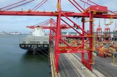 Porto Durban imagens de stock