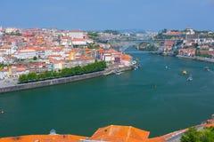 Porto an einem sonnigen Sommertag Lizenzfreies Stockbild