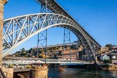 Porto em Portugal fotografia de stock