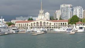 Porto em Sochi filme